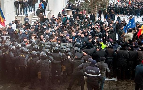 Молдавия против украинского сценария