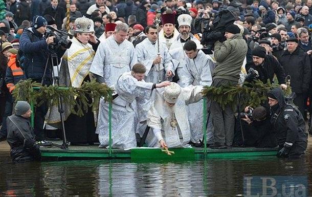 Филарет перевернул Крест. Сатанизм?
