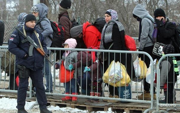 Премьер Франции: Миграционный кризис угрожает будущему Европы