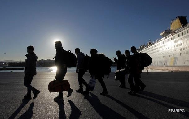 Возле Греции утонули более 20 мигрантов