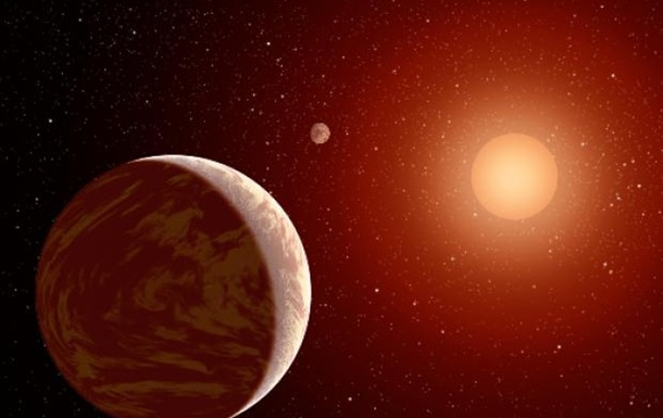 Найдены две гигантские планеты с  невозможными  орбитами