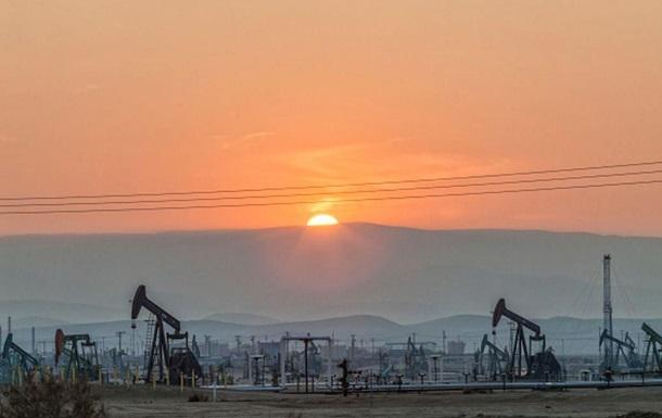 Ціна нафти марки WTI опустилася нижче $27