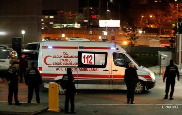 У турецкой школы прогремел взрыв: пять детей ранены