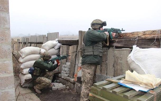 На Донбассе ужесточились бои. Карта АТО