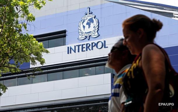ГПУ пояснила пропажу политиков из списка Интерпола