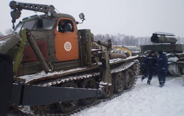 Дороги в Днепропетровской и Кировоградской областях снова открыты