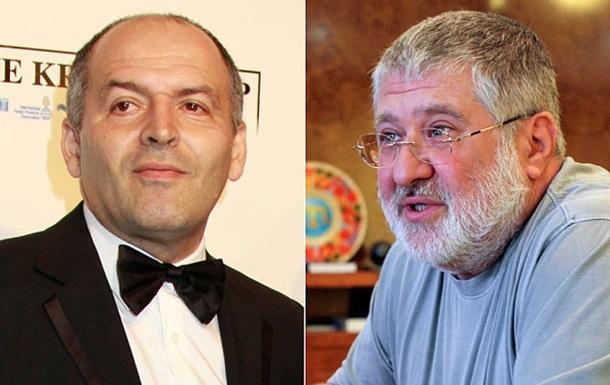 Коломойский и Пинчук заключили мировое соглашение - СМИ