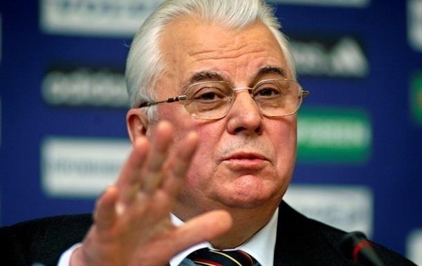 Кравчук не має наміру змінювати Кучму на переговорах