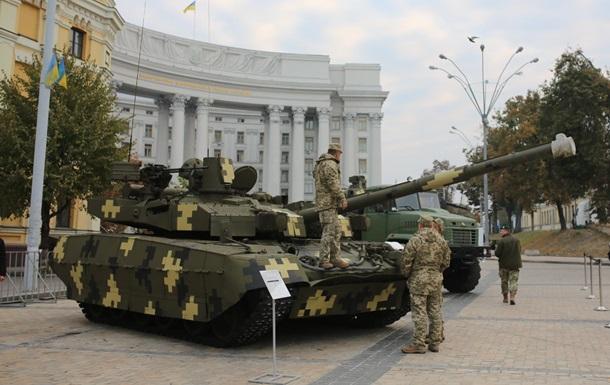 Украина и США углубят сотрудничество в оборонке