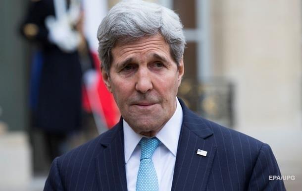 Керри обсудил предстоящие межсирийские переговоры с членами оппозиции