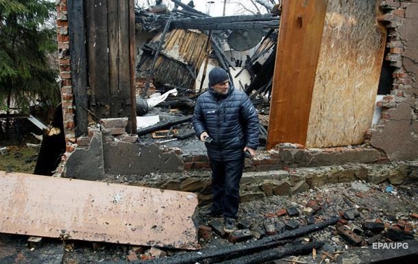 В Донбассе разворовали миллионы на восстановление