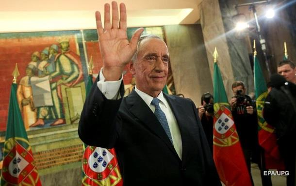 Новым президентом Португалии стал правоцентрист