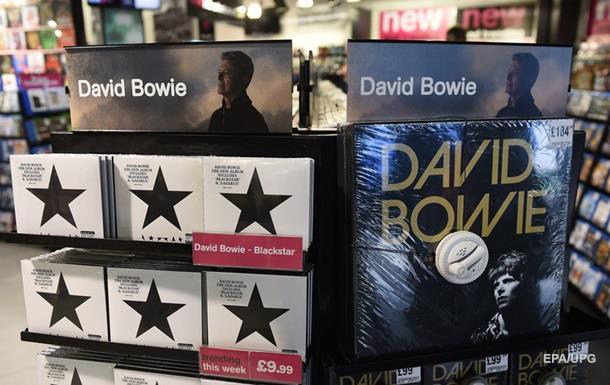 Новые песни Дэвида Боуи выпустят в 2017 году