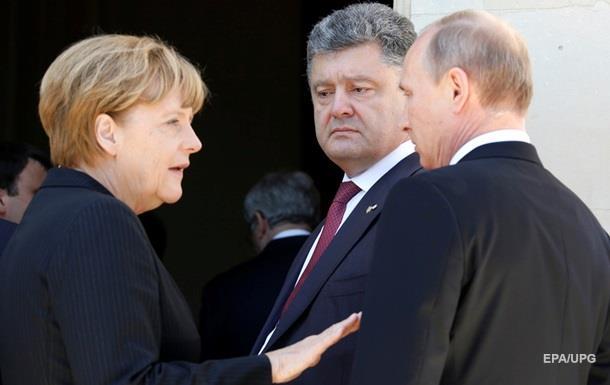 Переговоры по Донбассу. Снова тупик