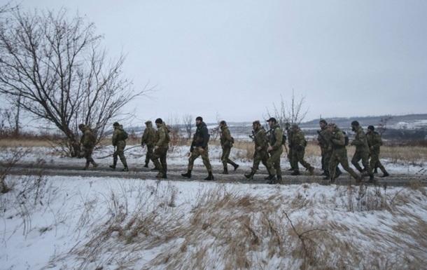 Сутки в АТО: обстрелы в окрестностях Донецка