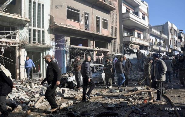 При взрыве в Алеппо погибли 23 человека