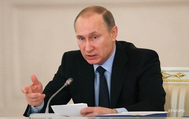 Путин: Россия расширит санкции против Турции