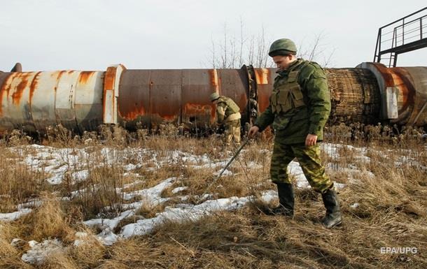 Ситуация на Донбассе: обстрелы усилились