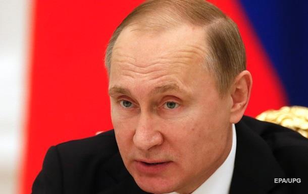 Путин назвал передачу Донбасса Украине бредом