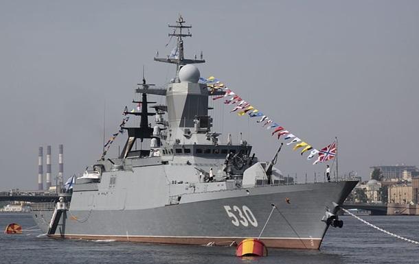 Россия привела в боеготовность корабли и морскую пехоту