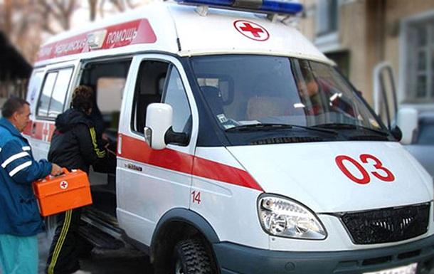 В Мариуполе пациент напал на фельдшера  скорой