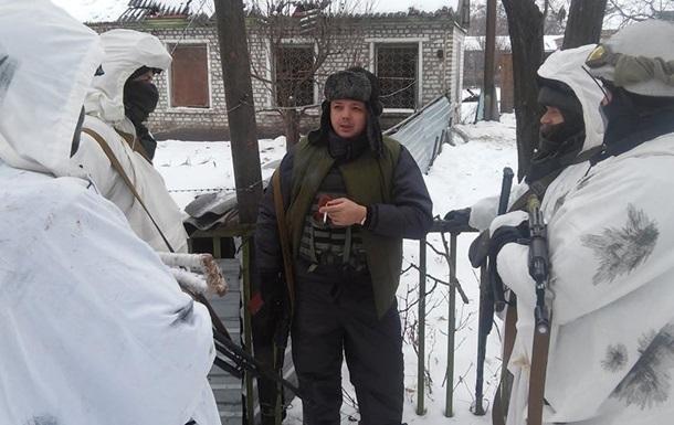Семенченко подозревают в подделке воинского звания