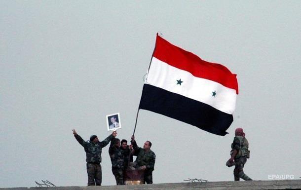Армія Асада відбила ключове місто на півдні Сирії
