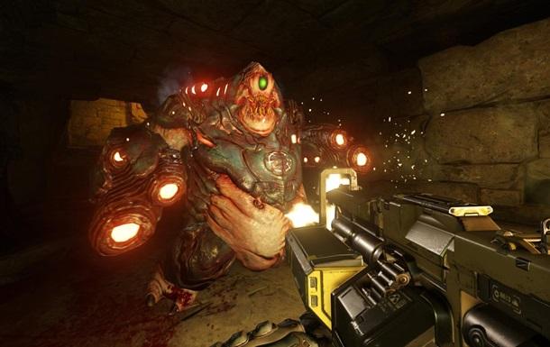 Doom. Появились подробности о продолжении культовой игры