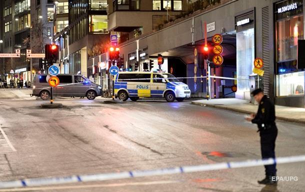Причиной взрыва в Стокгольме могла быть петарда