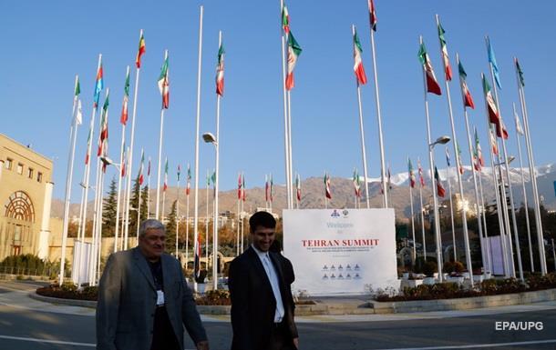 СМИ: Иран намерен экспортировать газ в Европу