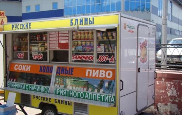 Киевский бедлам:незаконные сигаретные будки,фитнес-залы и вышки мобильной сязи