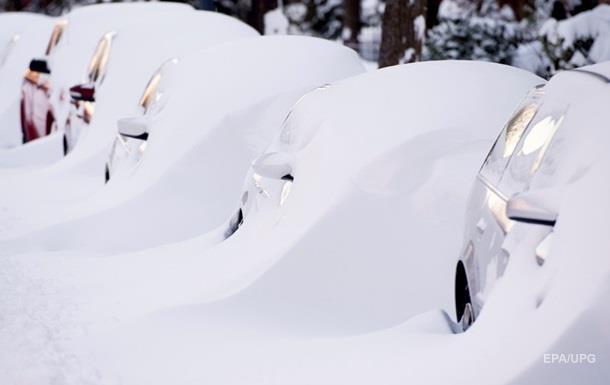 Американские власти назвали число жертв снежной бури