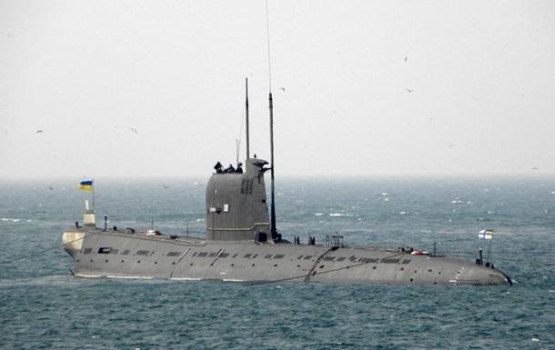 Украина намерена возродить подводный флот