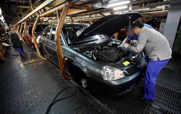 Российский АвтоВАЗ сократит зарплаты сотрудникам