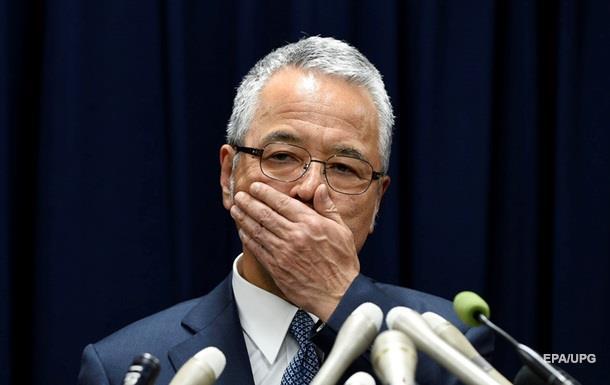 Министр экономики Японии ушел с поста из-за обвинений в коррупции
