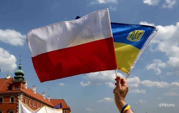 В Польше предлагают выдать миллиону украинцев вид на жительство