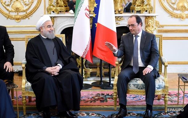 Иран покупает у Франции 118 самолетов Airbus