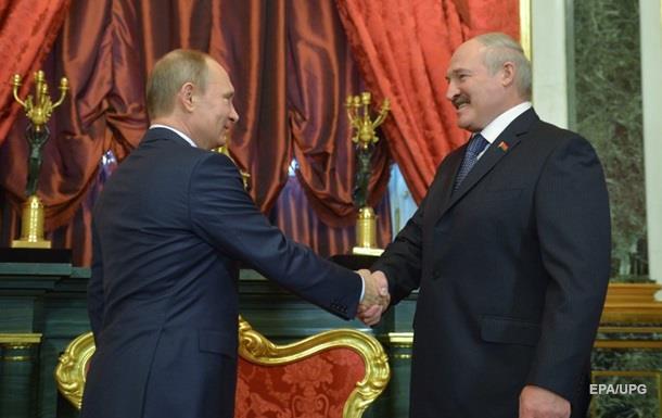 Лукашенко летит к Путину на переговоры