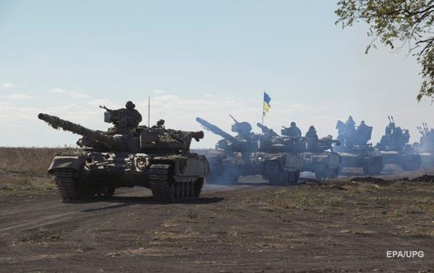 Загалом наДонбасі загинуло 2269 українських бійців— Порошенко