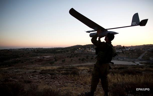 США и Британия следили за полетами израильских беспилотников - СМИ
