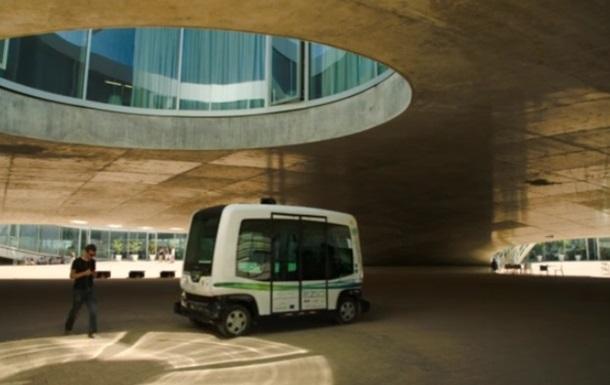 Автобусы будущего  начали тестировать в Нидерландах