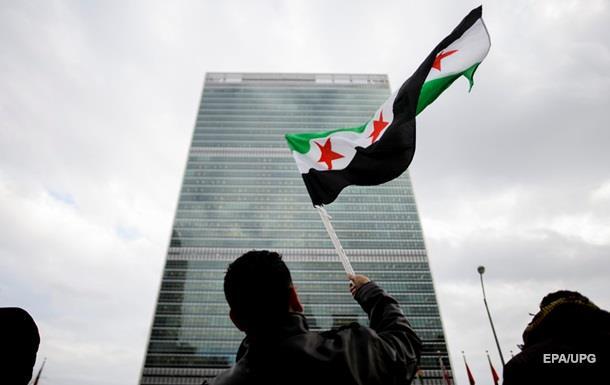 Переговоры по Сирии начались без участия оппозиции
