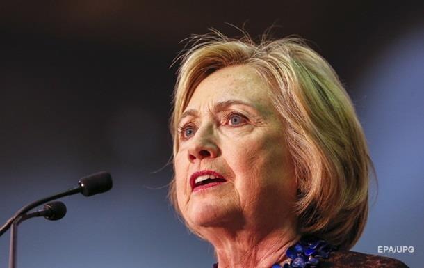 Держдепартамент повідомив про держтаємницю в 22 листах Гілларі Клінтон