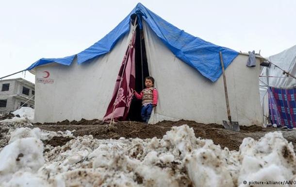 Турция требует у ЕС еще миллиарды на беженцев