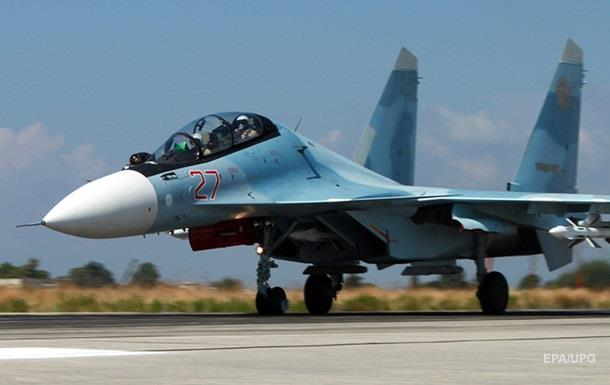 Голословная пропаганда. РФ отрицает  залет  Су-34