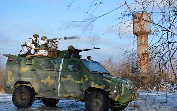 В Житомирской области прошли масштабные учения ВДВ