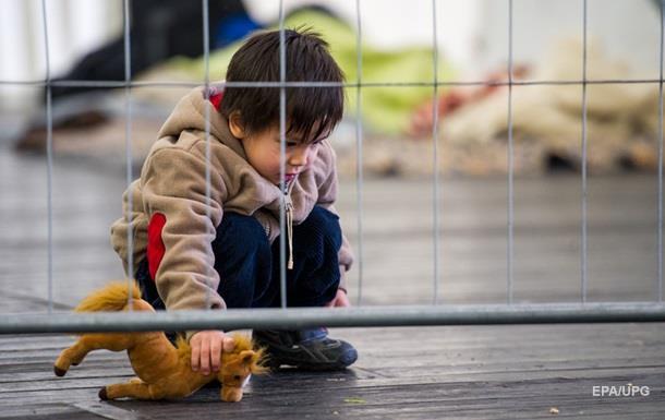 В Европе исчезли 10 тысяч детей-беженцев