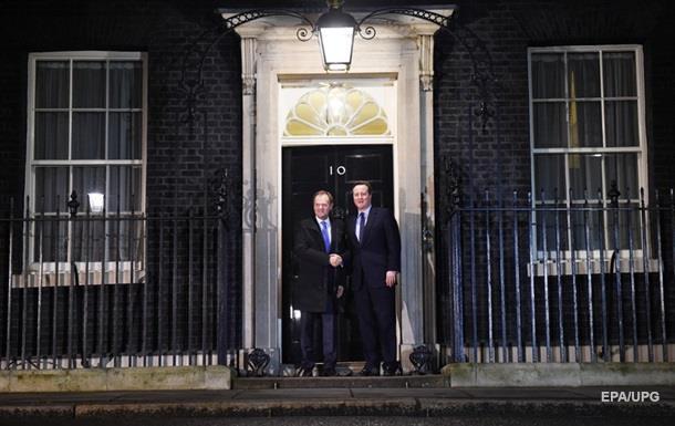 Угоду про реформу відносин Великобританії з ЄС не ухвалили