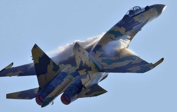 РФ перебросила в Сирию истребители Су-35С - СМИ