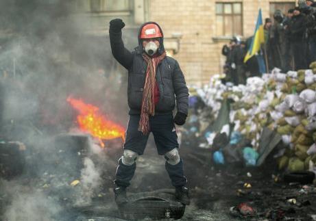 Украина попросила французский канал отменить показ фильма про Майдан